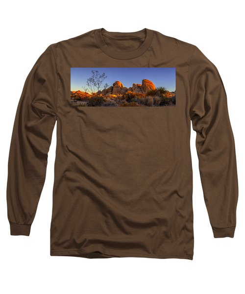 Desert Light Long Sleeve T-Shirt