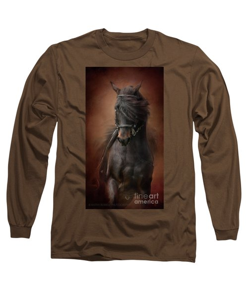 Desparate' IIi Long Sleeve T-Shirt by Kathy Russell