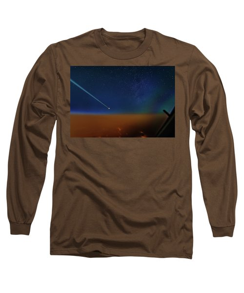 Destination Universe Long Sleeve T-Shirt
