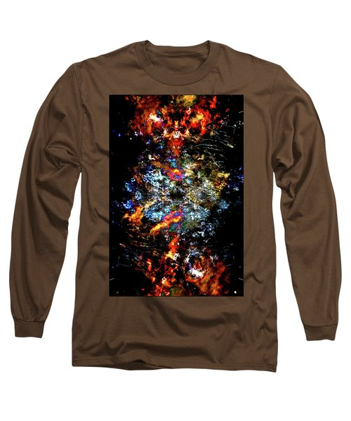 Devil In A Top Hat Long Sleeve T-Shirt