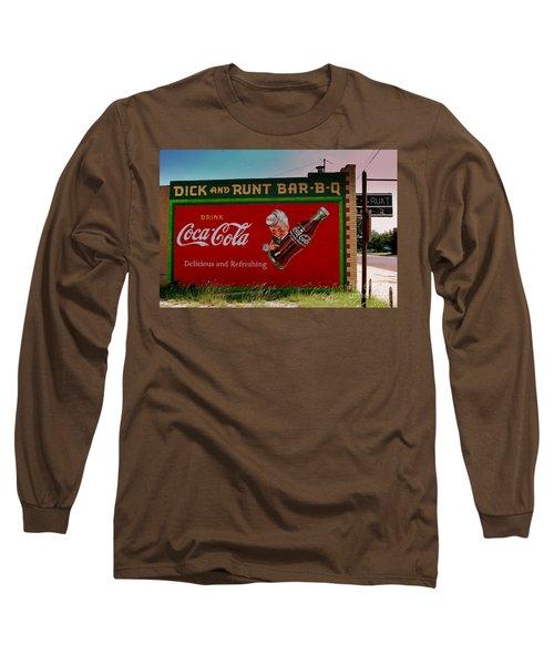 Dick And Runt Bbq Long Sleeve T-Shirt