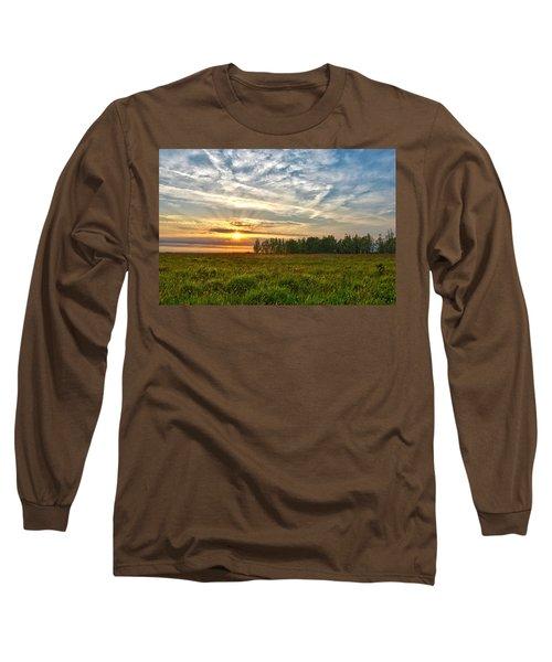 Dintelse Gorzen Sunset Long Sleeve T-Shirt