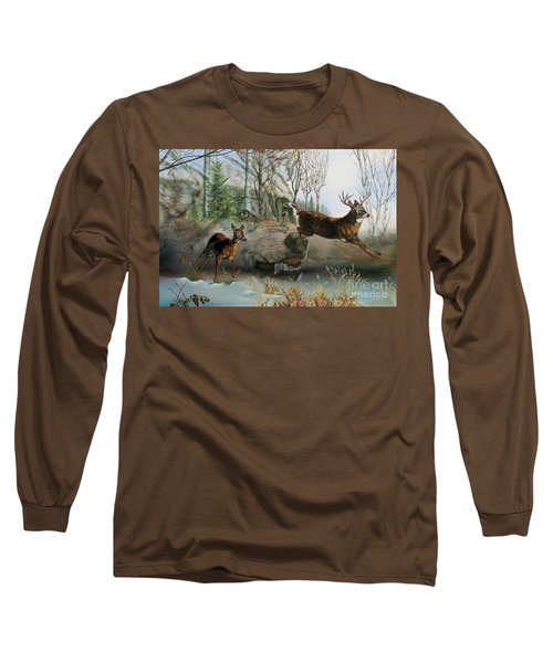 Disappearing Predator Long Sleeve T-Shirt