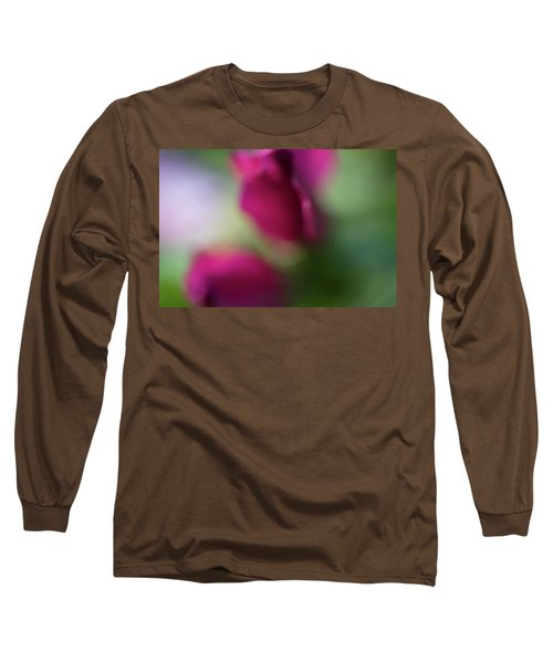 Distant Roses Long Sleeve T-Shirt