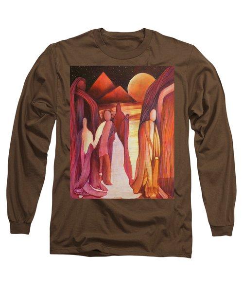 Divine Design Long Sleeve T-Shirt