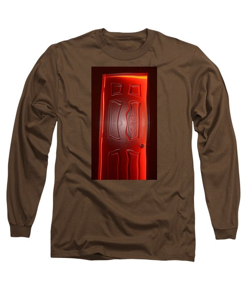 Do Not Enter Long Sleeve T-Shirt