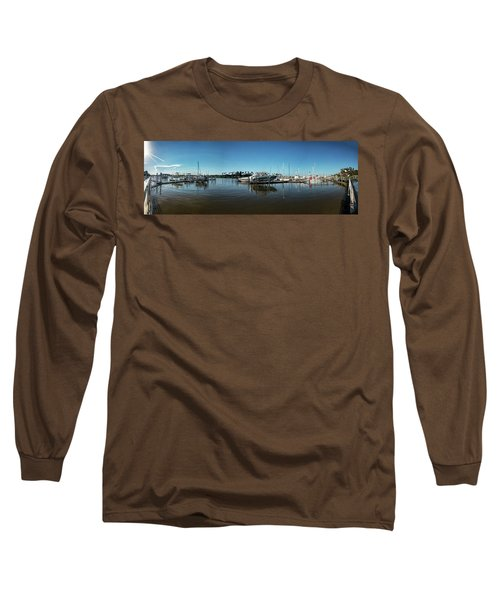 Dock In Good Repair Long Sleeve T-Shirt