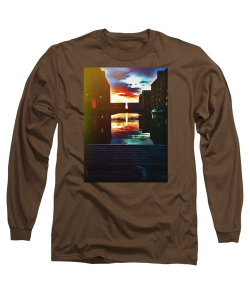 Dockland Sun Down Long Sleeve T-Shirt