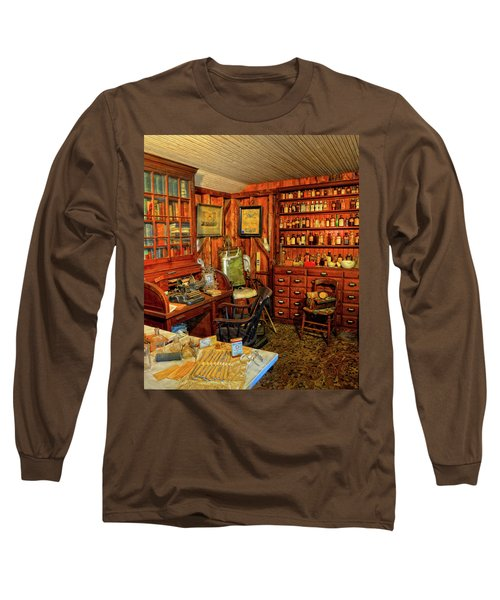 Doctors Office Long Sleeve T-Shirt