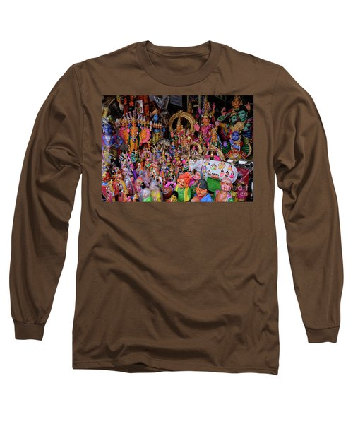 Dolls In The Shop Window Long Sleeve T-Shirt