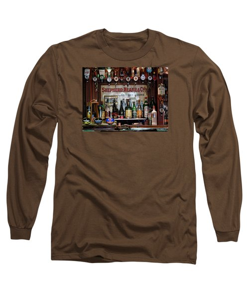 Don't Drink And Drive Long Sleeve T-Shirt