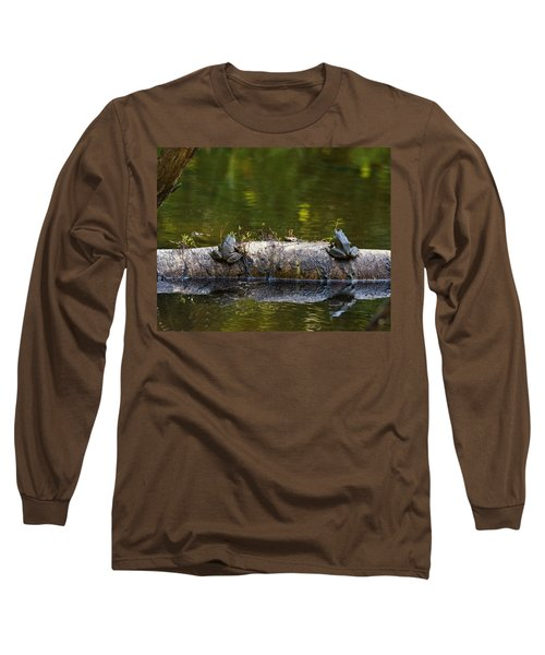 Don't You Love Mornings Like This Long Sleeve T-Shirt by Susan Capuano