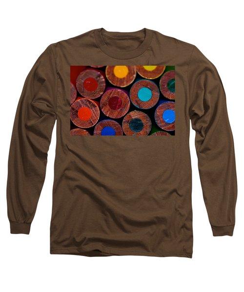 Dotty Long Sleeve T-Shirt