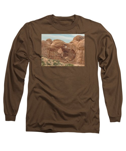 Double Arch  Long Sleeve T-Shirt