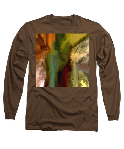 Double Indemnity Long Sleeve T-Shirt by Ely Arsha
