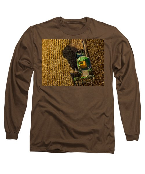 Down On The Combine Long Sleeve T-Shirt