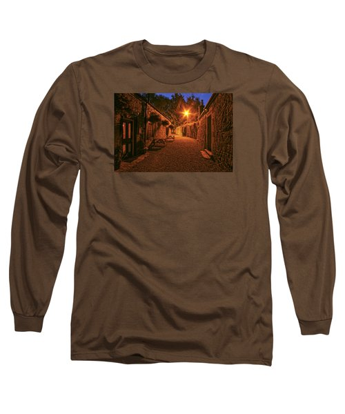 Down The Alley Long Sleeve T-Shirt