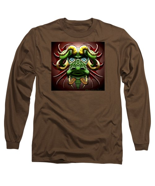 Dragon Cow Long Sleeve T-Shirt