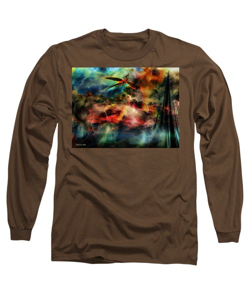 Dragon Realms Vi Long Sleeve T-Shirt