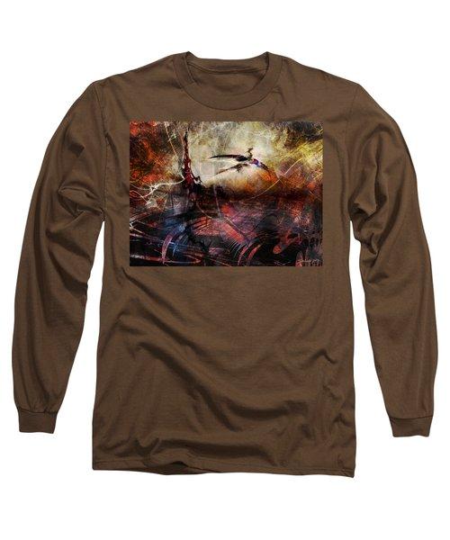 Dragon Realms Vii Long Sleeve T-Shirt