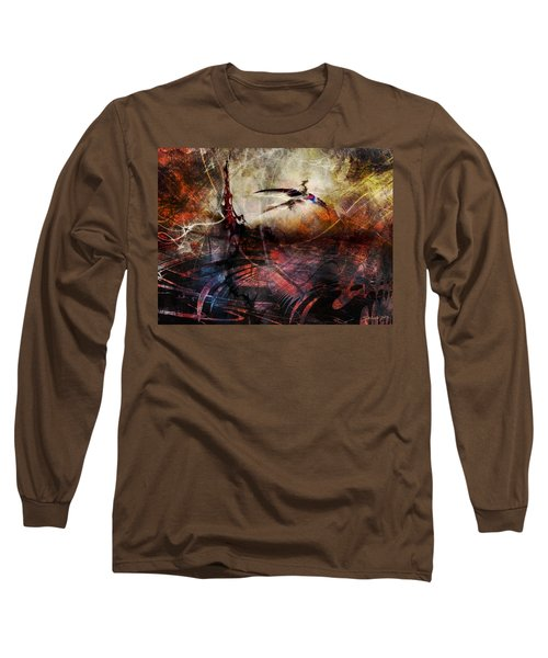 Dragon Realms Vii Long Sleeve T-Shirt