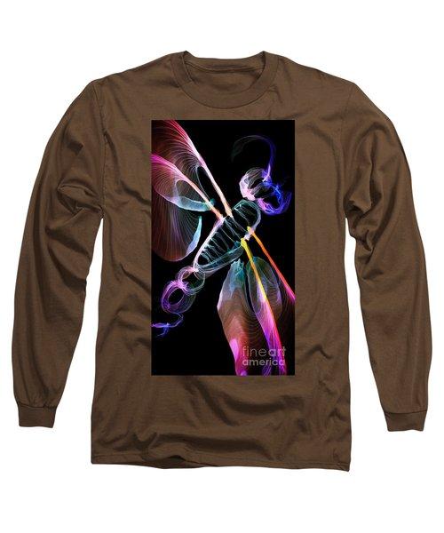 Dragonfly Souls Long Sleeve T-Shirt