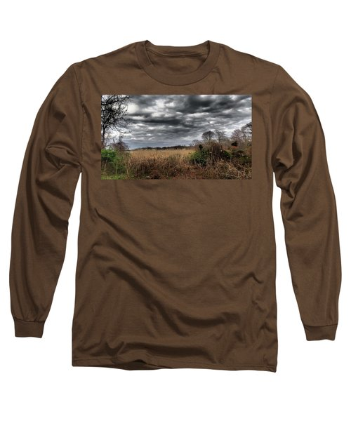 Dramatic Landscape Long Sleeve T-Shirt