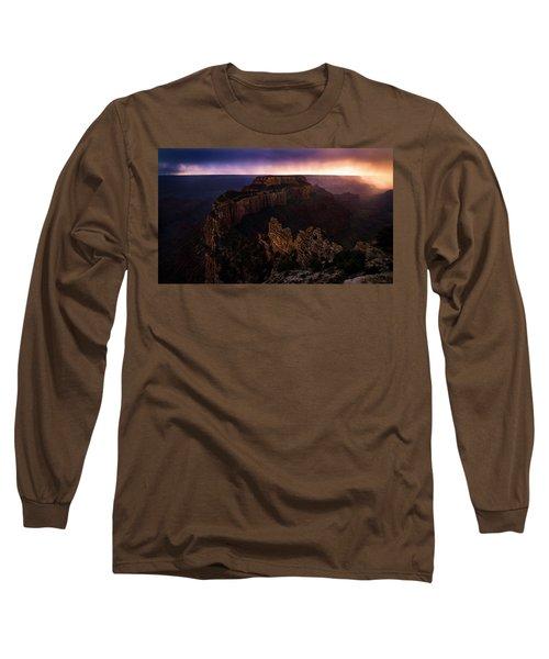 Dramatic Throne Long Sleeve T-Shirt