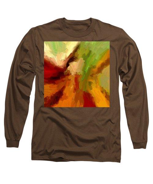 Dream Weaver Long Sleeve T-Shirt by Ely Arsha