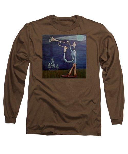 Dreamers 13-002 Long Sleeve T-Shirt by Mario Perron