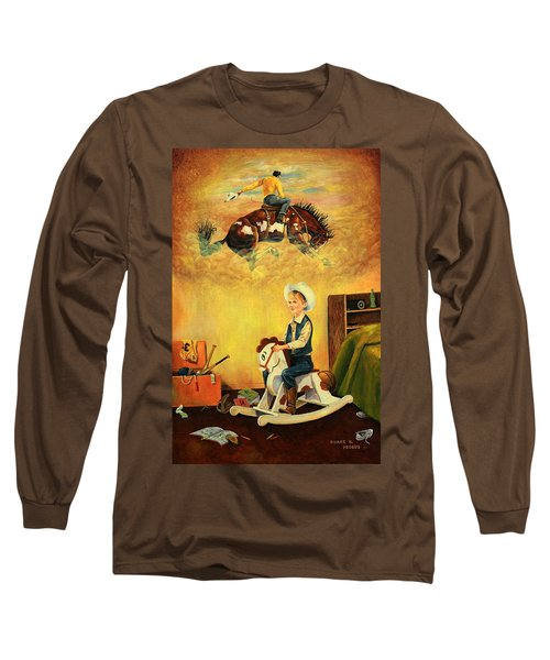 Dreamin Long Sleeve T-Shirt