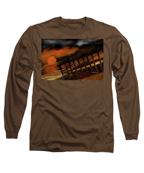 Dreaming Of The Beach Long Sleeve T-Shirt