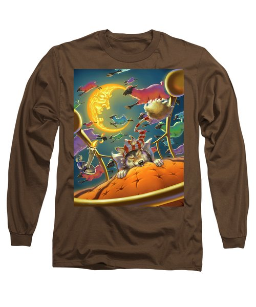 Dreamland Iv Long Sleeve T-Shirt