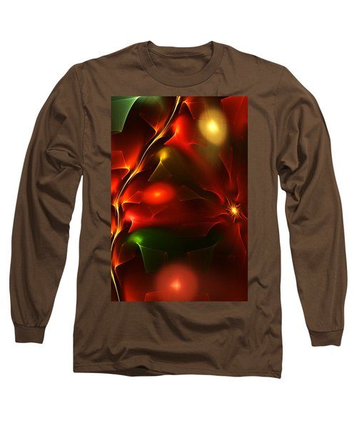 Dreams Of Christmas Past Long Sleeve T-Shirt