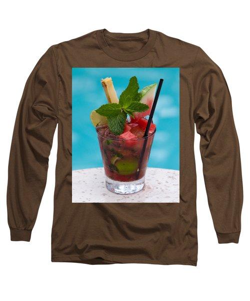 Drink 27 Long Sleeve T-Shirt