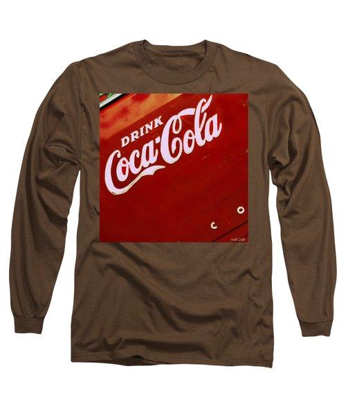 Drink Coke Long Sleeve T-Shirt