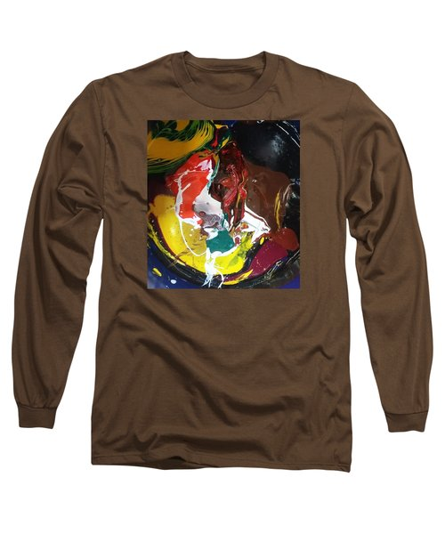 Dry Paprika Long Sleeve T-Shirt