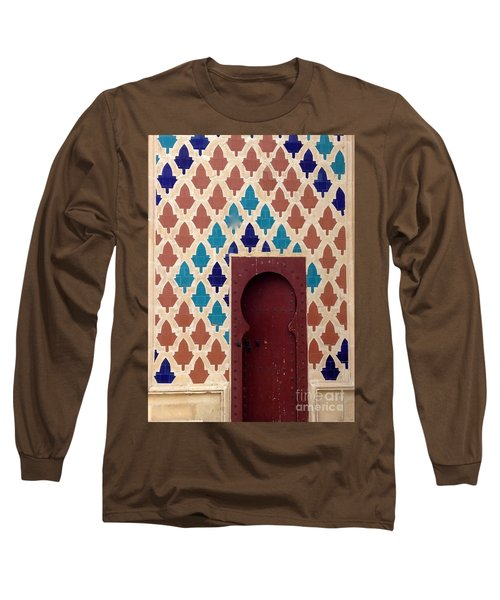 Dubai Doorway Long Sleeve T-Shirt