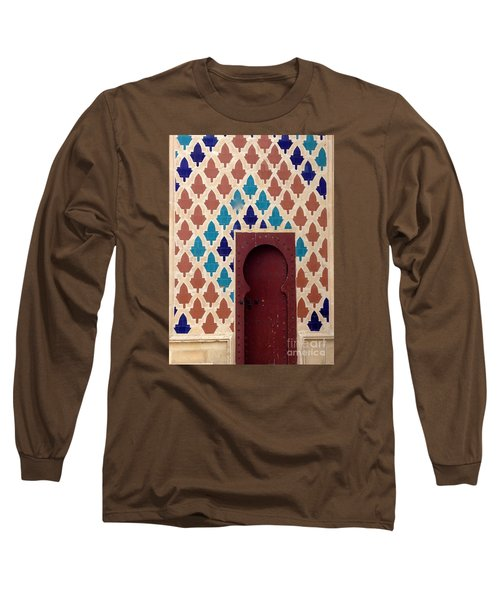 Dubai Doorway Long Sleeve T-Shirt