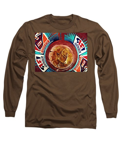 Dunkin Ice Coffee 19 Long Sleeve T-Shirt