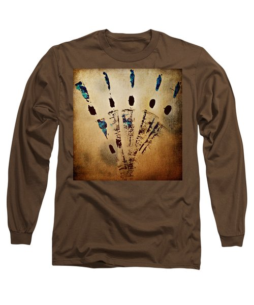 Dynamic Motion Long Sleeve T-Shirt