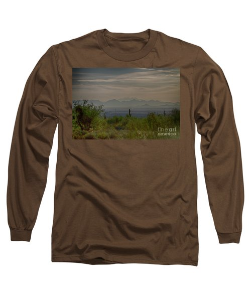 Early Morning Long Sleeve T-Shirt by Anne Rodkin