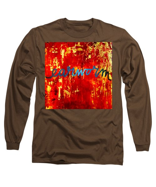 Earworm Long Sleeve T-Shirt