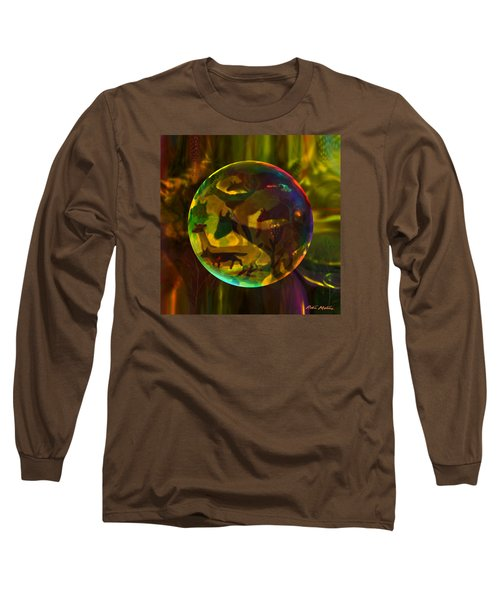 Eat Prey Run  Long Sleeve T-Shirt