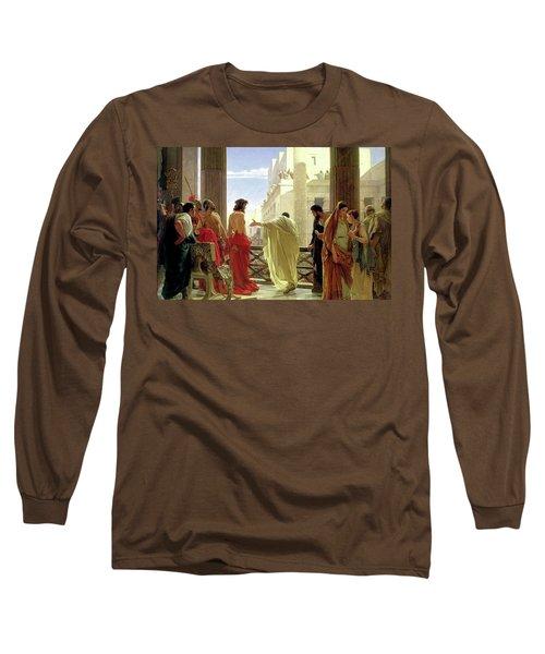 Ecce Homo Long Sleeve T-Shirt