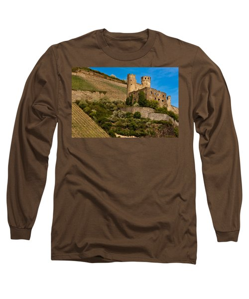 Ehrenfels Castle Ruin Long Sleeve T-Shirt