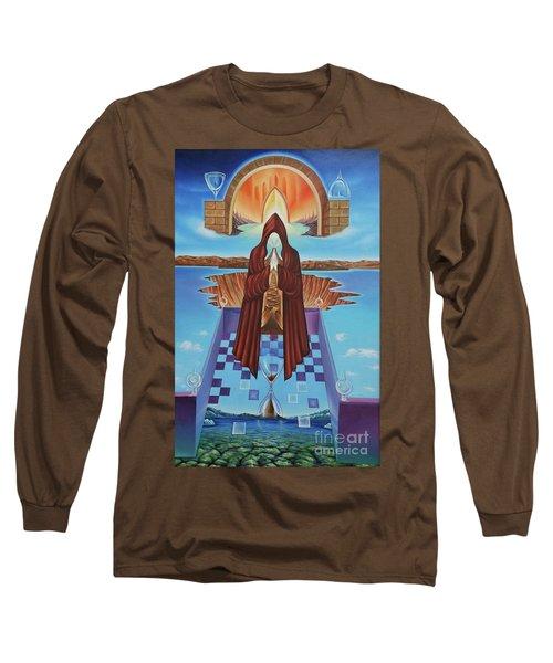 El Camino De La Luz Long Sleeve T-Shirt