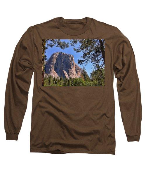El Capitan Long Sleeve T-Shirt