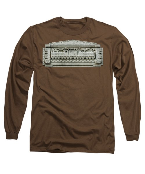 Electricity And Stone Long Sleeve T-Shirt