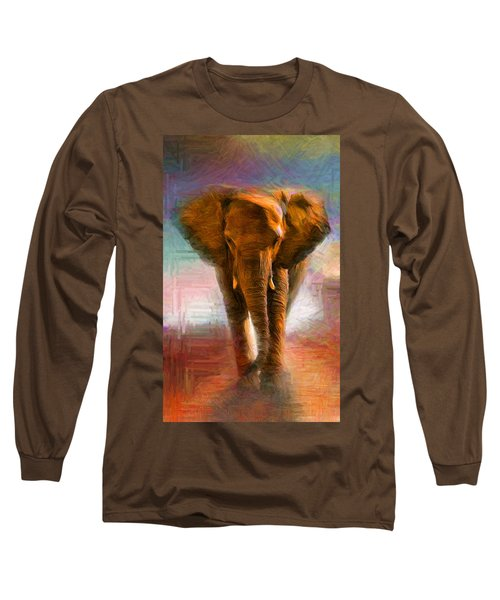 Elephant 1 Long Sleeve T-Shirt